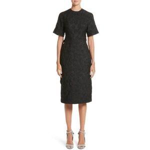 🌹🆕 Calvin Klein 205W39NYC ☾Rose Jacquard Dress
